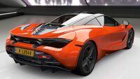 FH4 McLaren 720S Coupe Rear