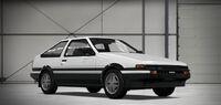 FM4 Toyota Sprinter Trueno GT Apex