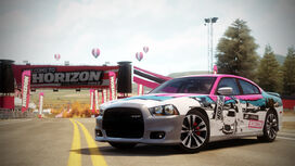 FH Dodge Charger 12 LCE Promo