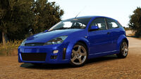 FH2 Ford Focus RS 2003