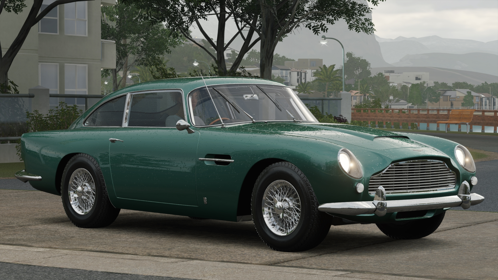 Aston Martin DB5 In Forza Horizon 3