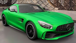 Mercedes-AMG GT R in Forza Horizon 3