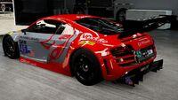 FM6A 45 Audi R8 LMS Rear