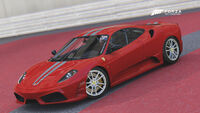 FM6 Ferrari 430Scuderia