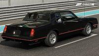 FM7 Chevrolet Monte Carlo Rear