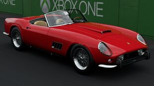Ferrari 250 California in Forza Motorsport 7
