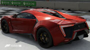 FM7 Lykan HyperSport Rear