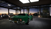 FS Chevy Corvette 70 Rear