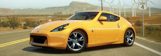 VIP 2010 Nissan 370Z2