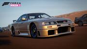 FH3 Nissan GTRLMNismo