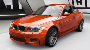 BMW 1 Series M Coupe in Forza Horizon 4