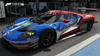 FM7 66 Ford GT Front
