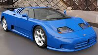 FH3 Bugatti EB110 SS Front
