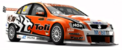 FM3 Holden 2 VE Commodore