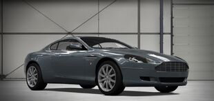 Aston Martin DB9 in Forza Motorsport 4