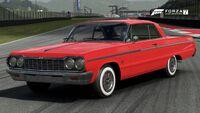 FM7 Chevy Impala Front