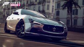 FH2FF Maserati Ghibli S Official