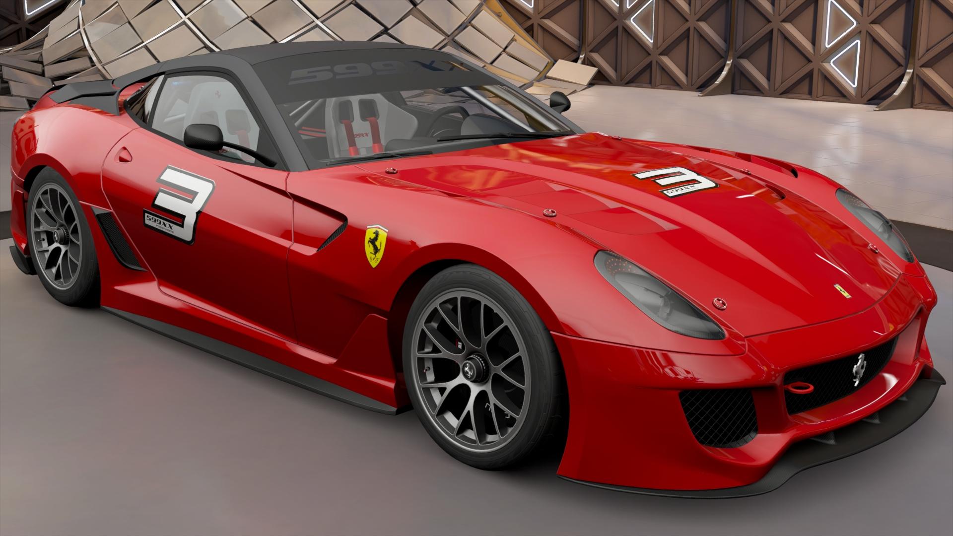 Ferrari 599XX   Forza Motorsport Wiki   FANDOM powered by ...