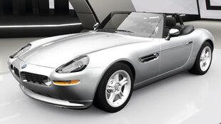 James Bond Edition BMW Z8 in Forza Horizon 4