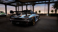 FS McLaren Senna Rear