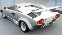 FH3 Lamborghini Countach-Rear