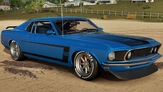 FH3 Mustang 69 HE Front