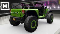 FH4 Jeep Trailcat Rear