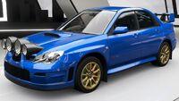 FH4 Subaru WRX 05 Upgrade Front