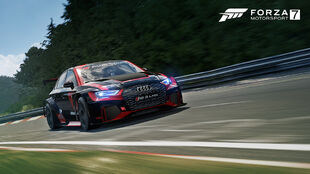Audi #1 Audi Sport RS 3 LMS in Forza Motorsport 7