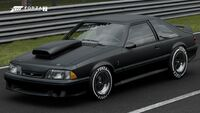 FM7 Ford Mustang 93 FE Front