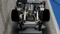 FM7 Nissan 11 Skyline Engine