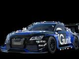Audi 17 Rotek Racing TT RS