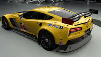FH3 3 Corvette C7.R Rear