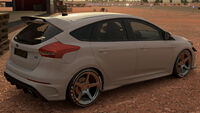 FH3 Focus 17 HE Rear