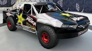 The 2016 RJ Anderson #37 Polaris RZR-Rockstar Energy Pro 2 Truck in Forza Horizon 3