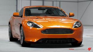 2012 Aston Martin Virage in Forza Motorsport 4