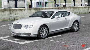2004 Bentley Continental GT in Forza Motorsport 4