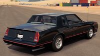 FH3 Chevrolet MonteCarlo SS Rear