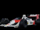 McLaren 12 Honda McLaren MP4/4