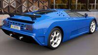 FH3 Bugatti EB110 SS Rear