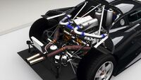 FH4 Lotus Elise GT1 Engine