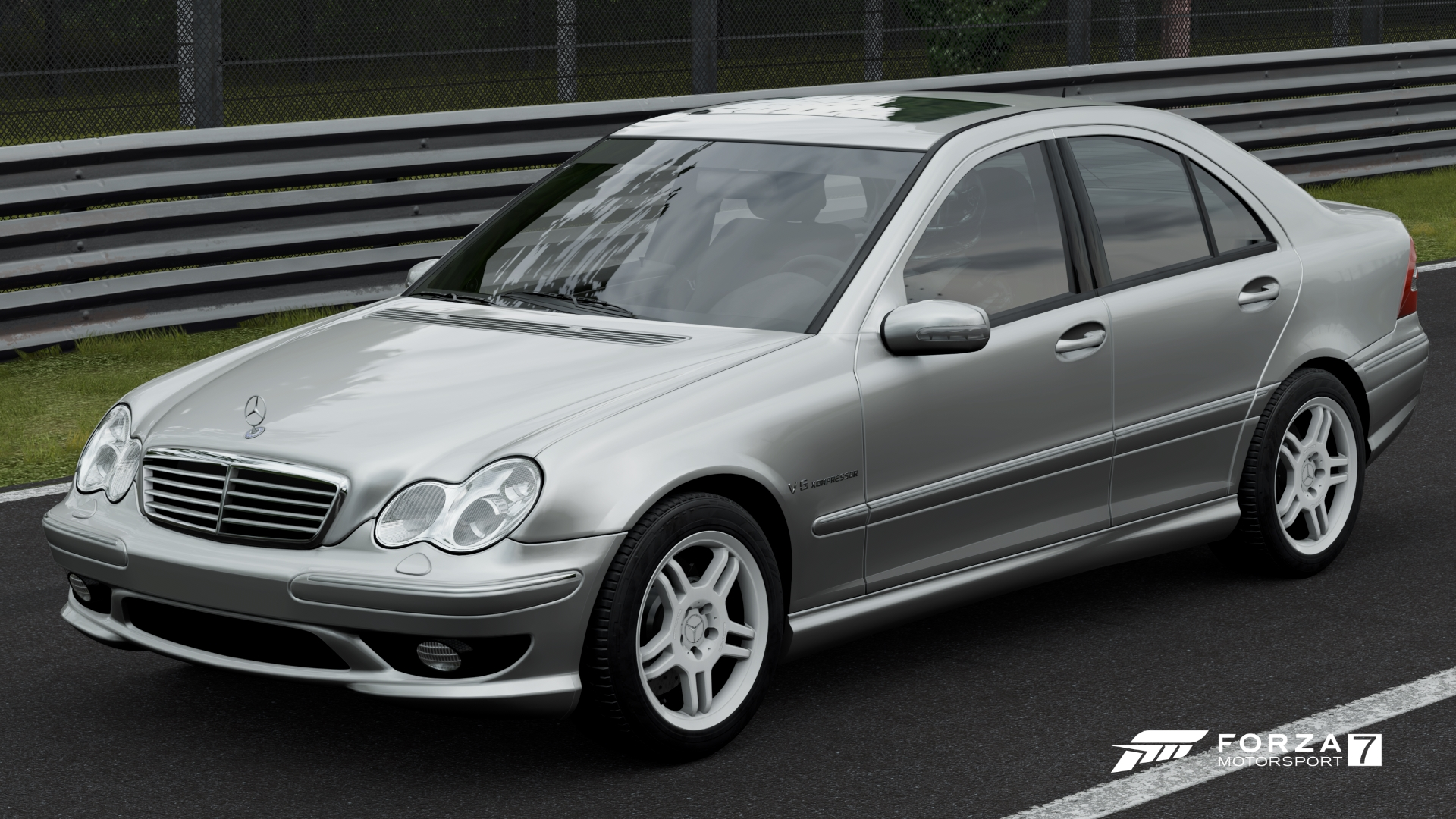2eda37cd69 Mercedes-Benz C 32 AMG in Forza Motorsport 7