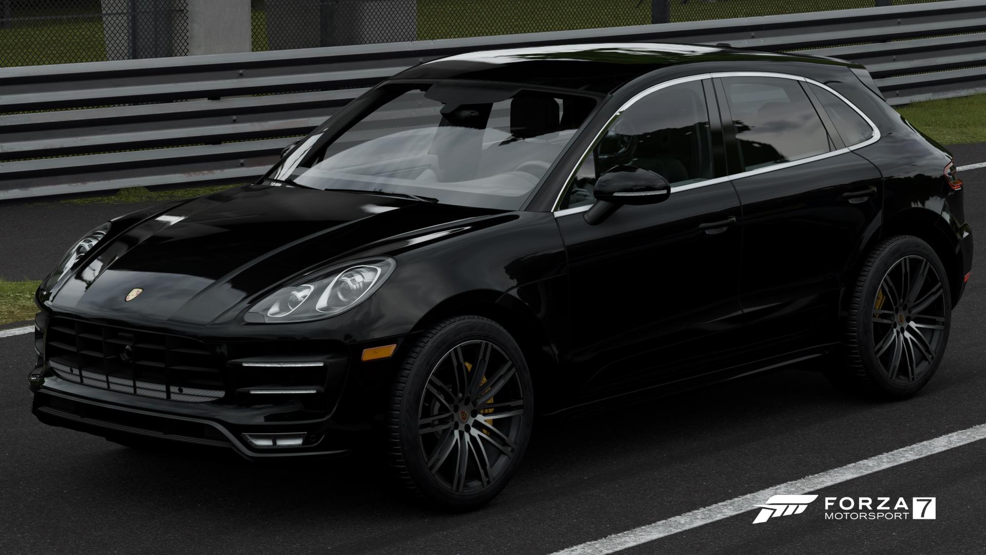 Porsche Macan Turbo | Forza Motorsport Wiki | FANDOM ...