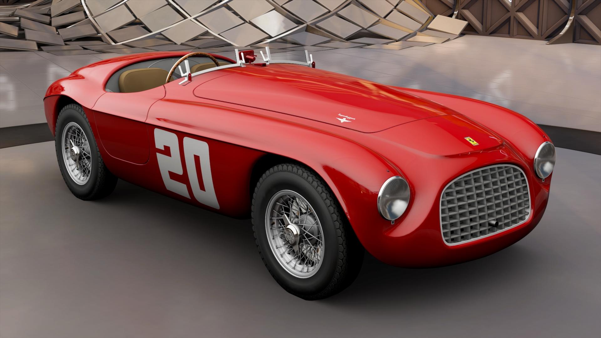 Ferrari 166mm Barchetta Forza Motorsport Wiki Fandom Powered By