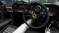 FH3 Ford GT40 Interior