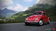 FM4 Volkswagen Beetle