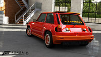 FM5 Renault 5 Turbo