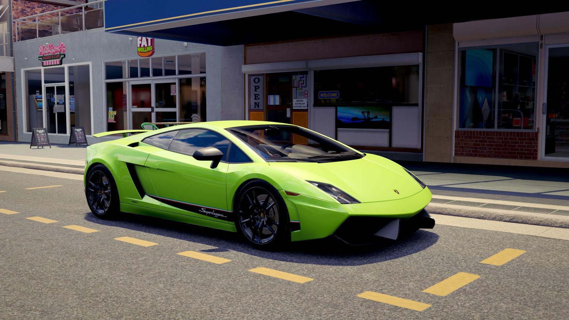 FH3 Lamborghini GallardoLP570 4