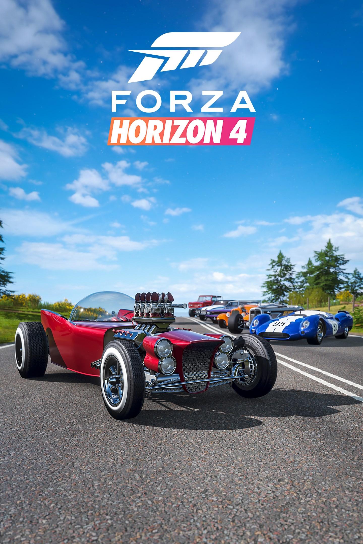 Forza Horizon 4/Barrett-Jackson Car Pack | Forza Motorsport
