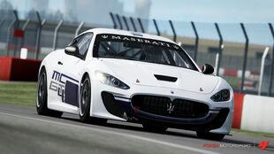 Maserati GranTurismo MC GT4 in Forza Motorsport 4